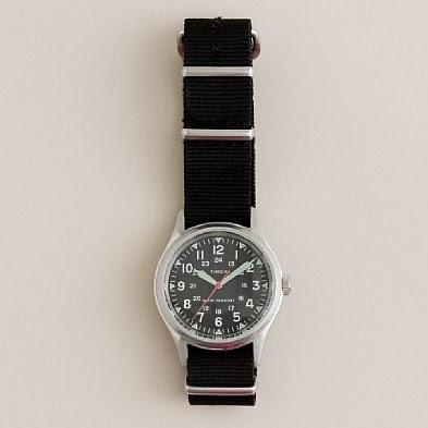 jcrew military watch