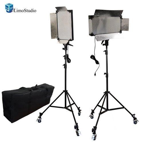 Sale Limostudio 2 Pcs Dimmable 500 Led Photography Photo Video Light