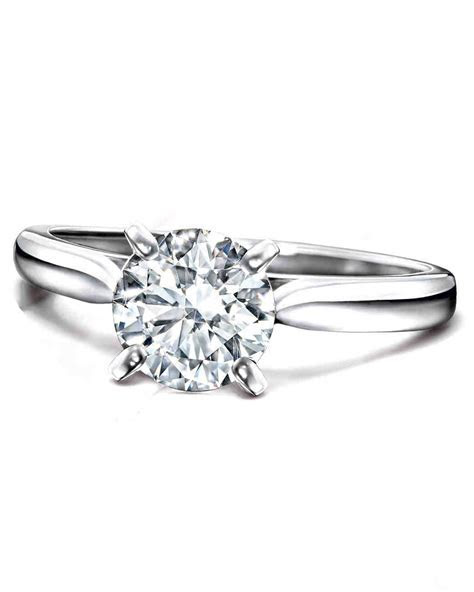 What Does Your Engagement Ring Say About You?   Martha