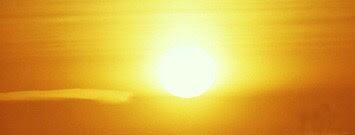 Photo: Bright, sunny sky
