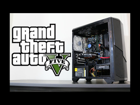 Gaming Pc For Gta 5