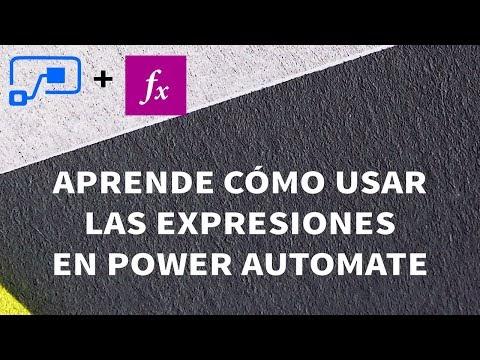 Aprende cómo usar las expresiones Split | Last | First con Power Automate