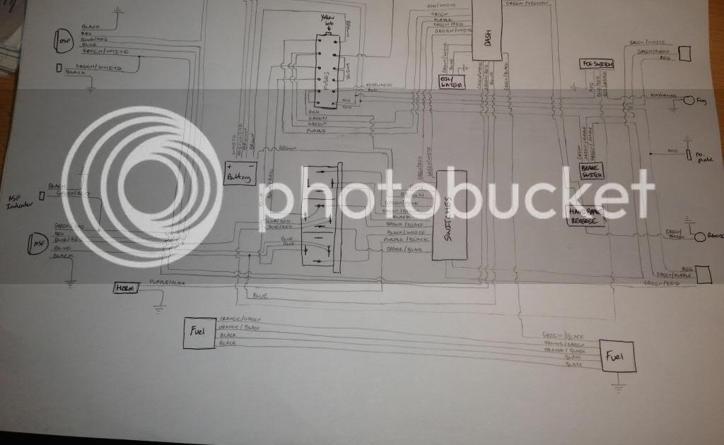Mk Indy Gsxr Build Diary  Wiring Diagram