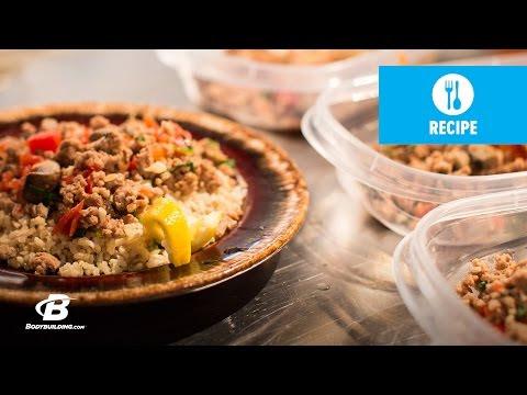 Meal Prep #1 2017
