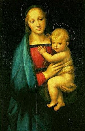 Madonna del Granduca, Raphael, 1505