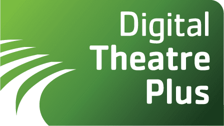 Digital Theatre Plus logo