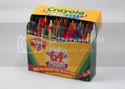 crayons64