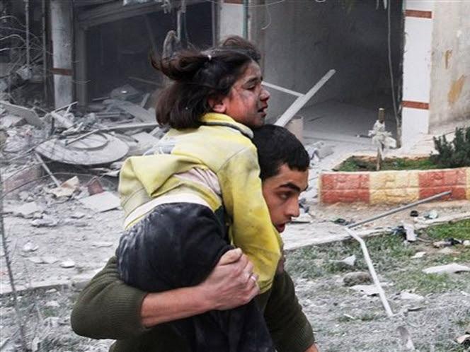 Constatan uso de armas químicas en Siria
