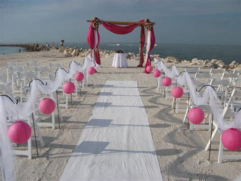 Beach Wedding Aisle Ideas. Shepherd's Hooks   WEDDING