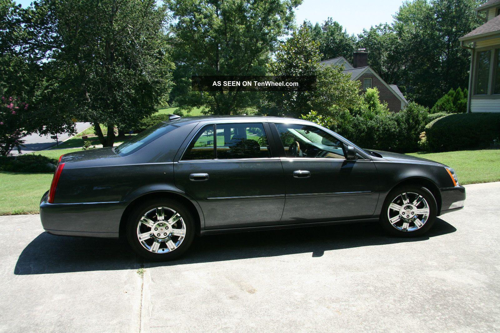 2011 Cadillac Dts Platinum Sedan 4 - Door 4. 6l, Factory ...