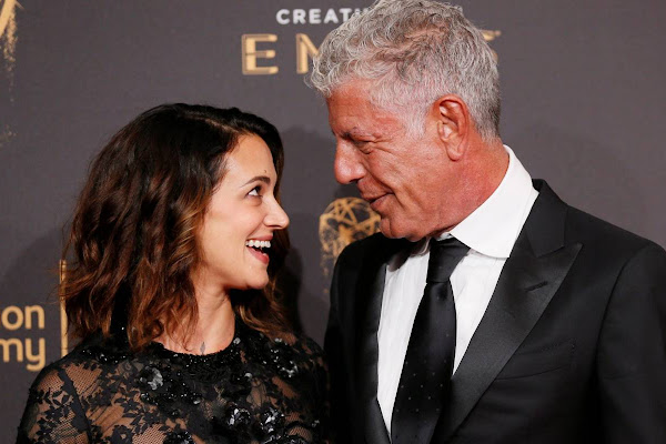 491f44226d8f0 Rose McGowan urges people not to blame Asia Argento following Anthony  Bourdain s suicide