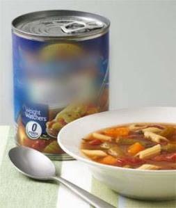 sup kaleng makanan yang tidak sehat