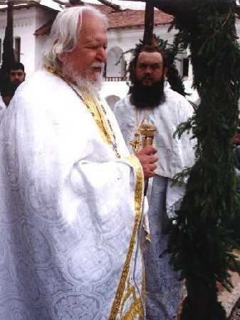 Fr. Teofil Paraian - Brancoveanu Monastery, Sambata de Sus, Romania (13)
