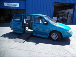 Used Ford Wheelchair Vans For Sale Blvd Com