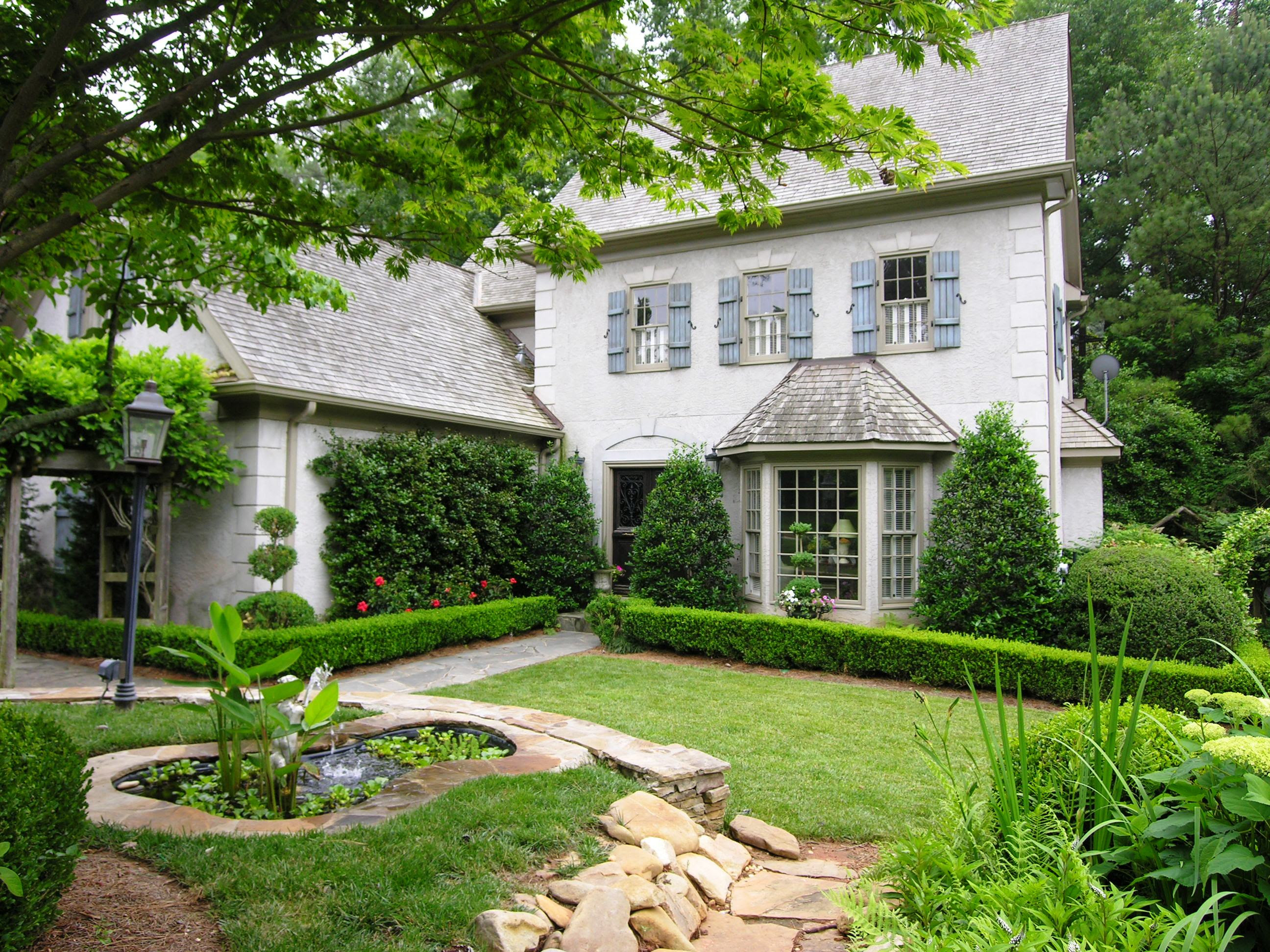 Featured Home Brookhaven French Country Home Previously Listed