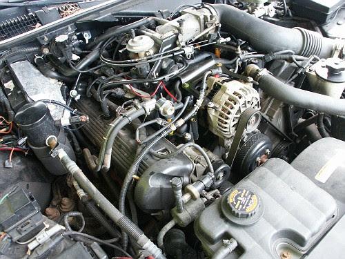 1996 Ford Crown Victorium Vacuum Diagram 4 6l Engine ...