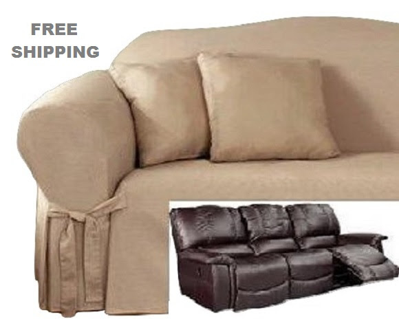 Reclining Sofa Slipcover, Chair Covers For Sofa Recliners