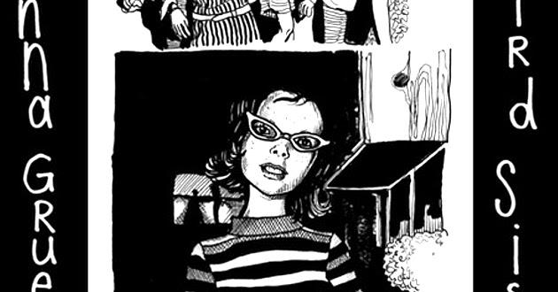 Joanna Gruesome -- Weird Sister (crop)