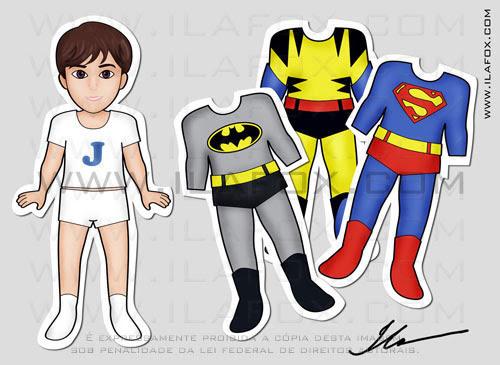 lembrancinhas original festa infantil meninos imã de geladeira roupas super heróis