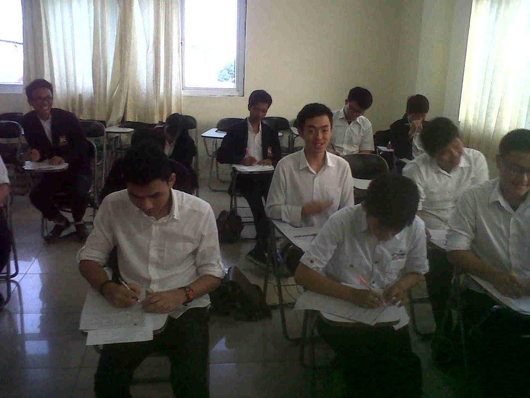 UNPRI FTIK UTS 2015 Kelas Percepatan - JOEL NABABAN BLOG