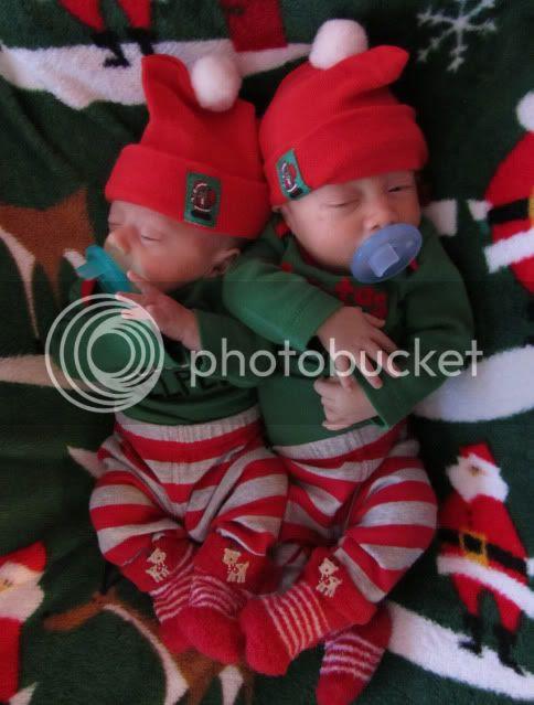boys first christmas