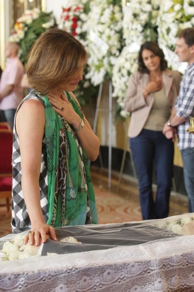 Beth Goulart (Foto: Leo Franco e Thiago Duran / AgNews)