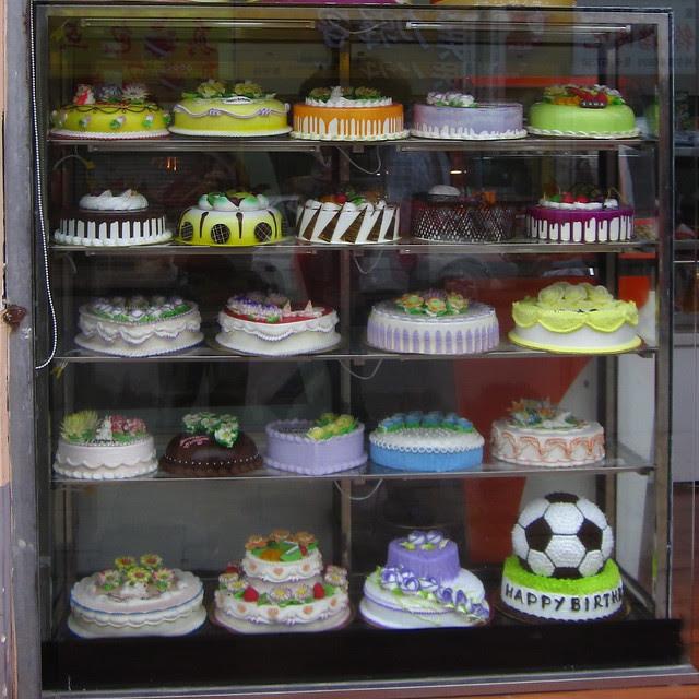 Cakes, Hongguang