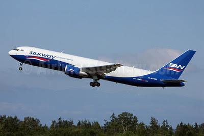 Silkway Azerbaijan Cargo (Silk Way Airlines) Boeing 767-32LF ER 4K-SW880 (msn 41069) PAE (Nick Dean). Image: 908822.