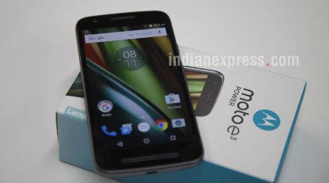 Moto e3 Power launched at Rs 7,999: Here are the specifications, features