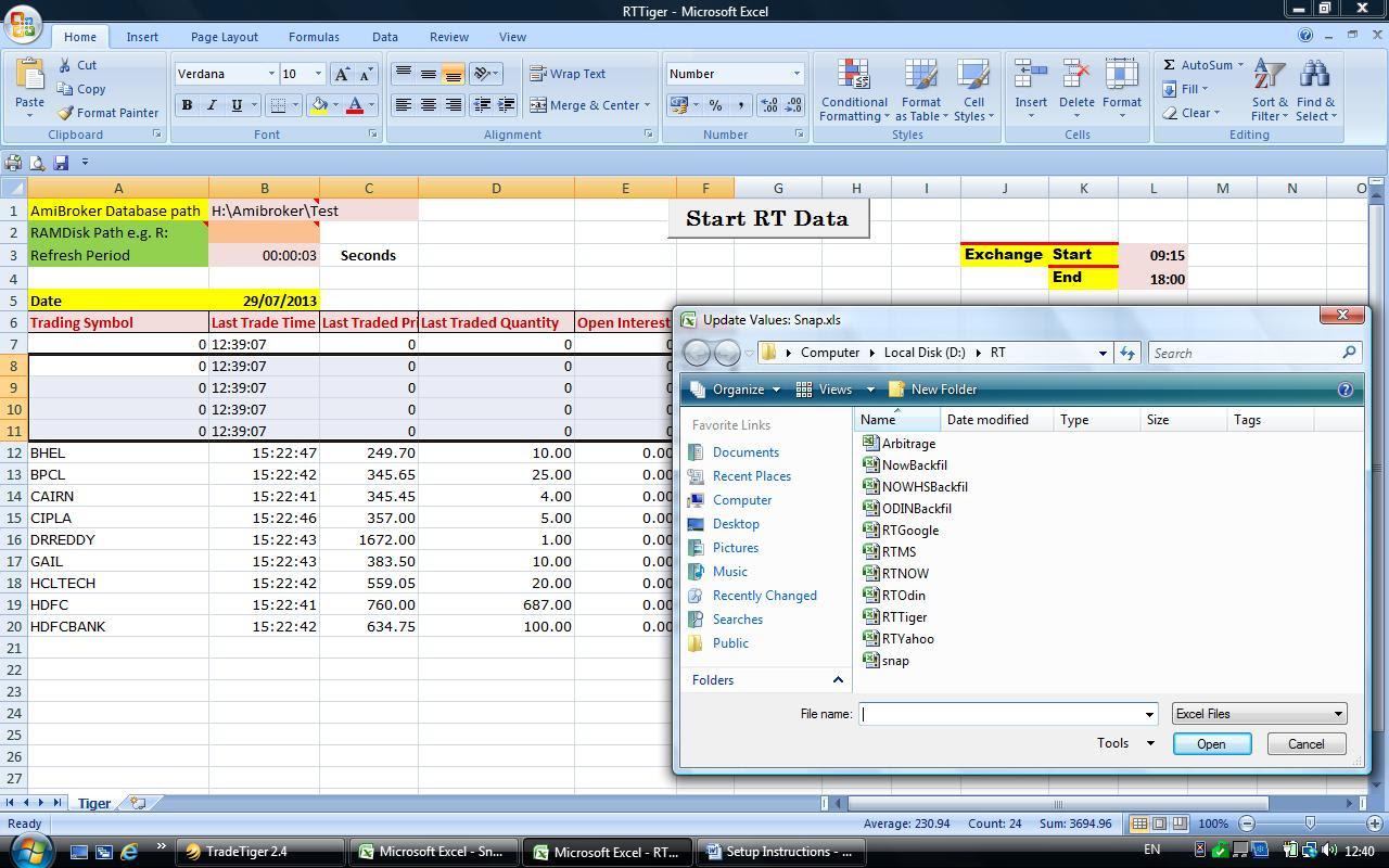 Forex Data Feed Api Free