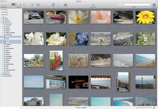 Lyn iPhoto alternative
