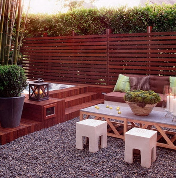 Back Yard Patio Ideas