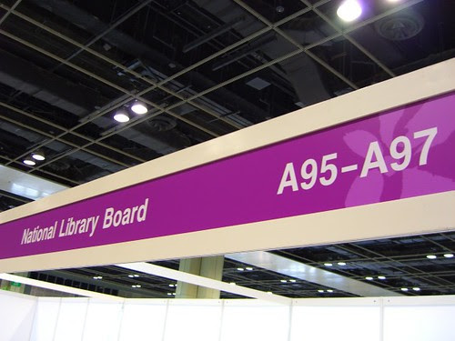 NLB booth - A95 to A97