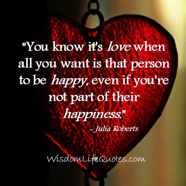When You Know Its Love Wisdom Life Quotes