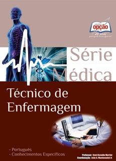 Série Médica-TÉCNICO EM ENFERMAGEM