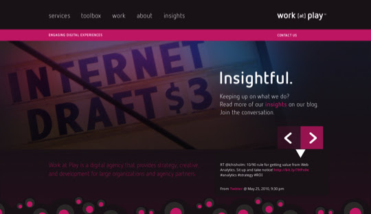darksites34 50 Diseños web oscuros para inspirarte
