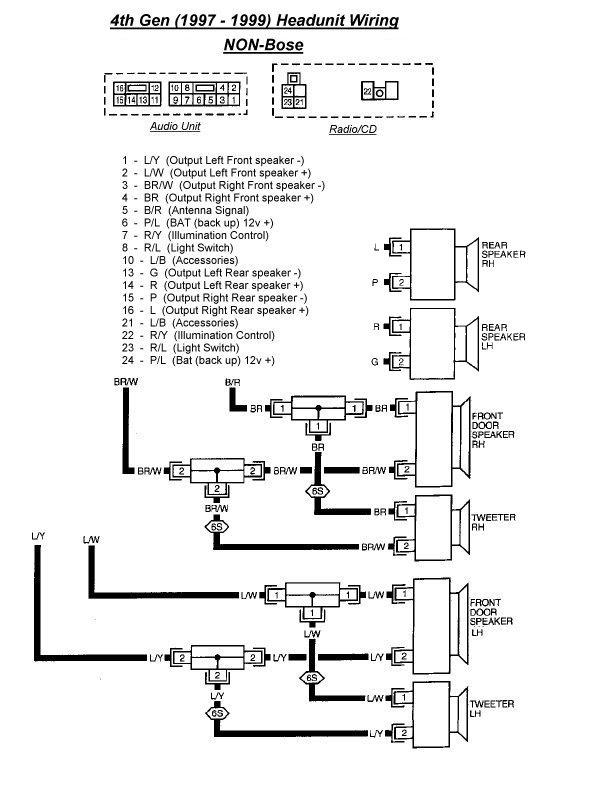 97 vw jettum radio wiring diagram  wiring diagram networks