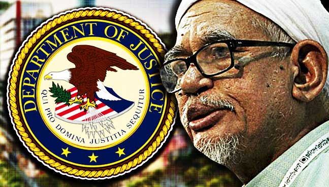 Image result for hadi awang doj