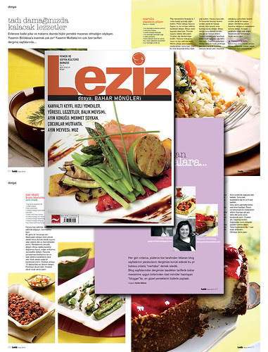 Leziz Dergisi Nisan 2010