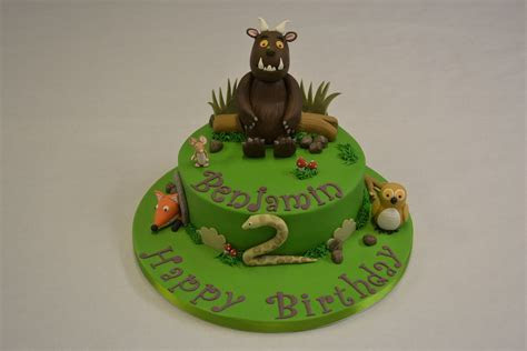 Round Gruffalo Cake   Celebration Cakes   Cakeology