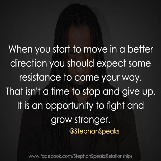Quotes About Relationships Growing Stronger Keep The Faith Hard