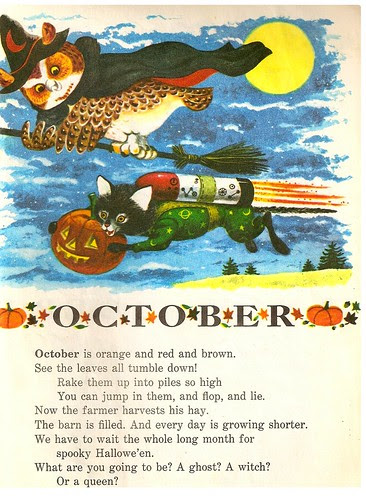 october richard scarry
