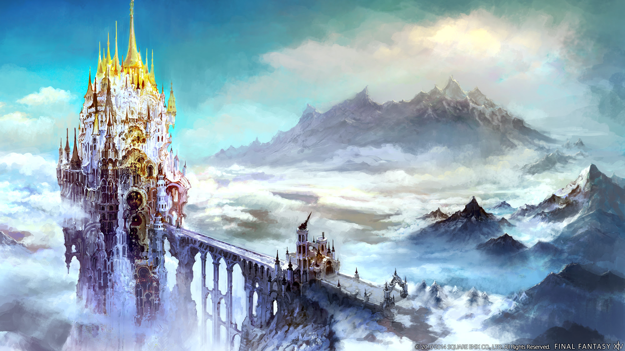 Unduh 720 Koleksi Final Fantasy Wallpaper Pictures Terbaik