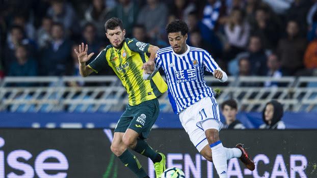 Assistir Jogo  Espanyol x Real Sociedad ao vivo  11/03/2018