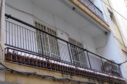 El balcón de Alhambra (1 lt.)