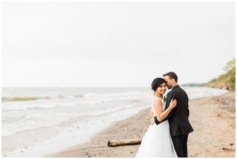 Northern Michigan Beach Wedding   Traverse City, Michigan