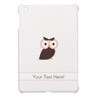 Owl Mini iPad Case iPad Mini Covers