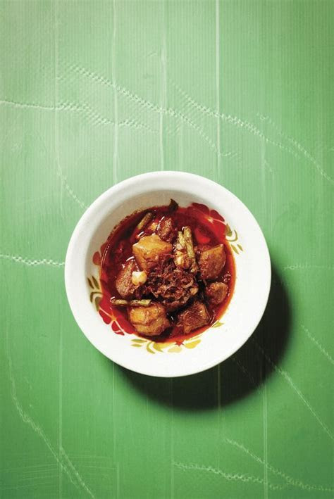 Fill your Belly Burmese Way, Kaeng Hung Leh Burmese Style