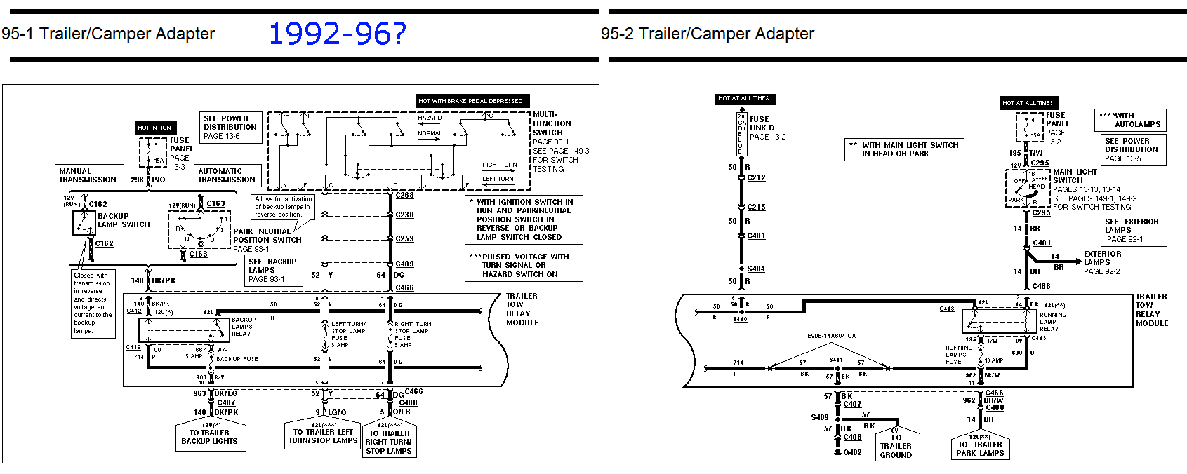Seven Way Trailer Wiring Diagram from lh5.googleusercontent.com