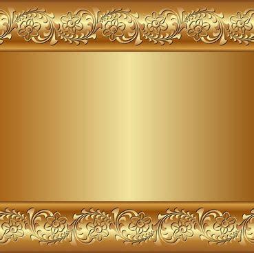 Golden birthday background free vector download (50,456
